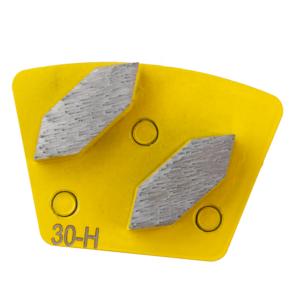 Double seg Sase Machine Concrete Floor Polishing Tools for Floor grinder Diamond Grinding Disc Diamond Tools3