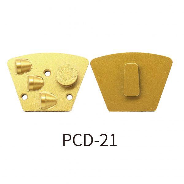 pcd-21-grinding-pad-for scraping coatings
