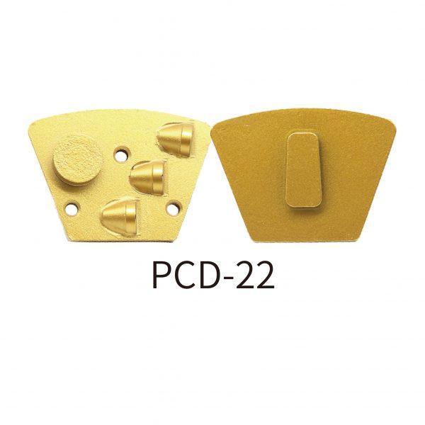 pcd-22-grinding-pad-for scraping coatings