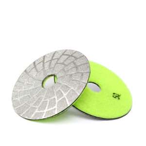 JOY-QH17 Vacuum Brazed Polishing Pad