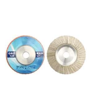 JOY-WMC6401(Shinning dot )Diamond Flap Disc