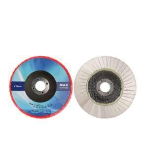 JOY-WMC65S(Shinning dot )Diamond Flap Disc